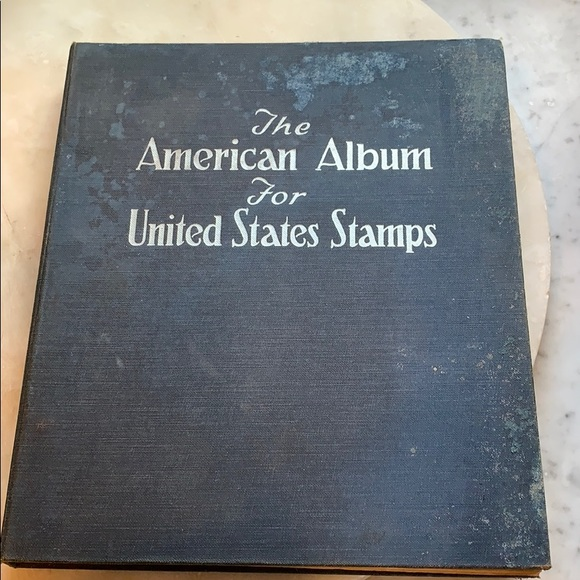 1952 American album for Postage stamps